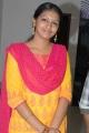 Cute Lakshmi Menon Photos at Gaja Raju Press Meet