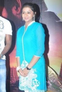 Cute Lakshmi Menon New Stills at Pandiya Nadu Press Meet
