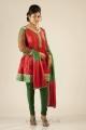 Lakshmi Menon Cute Pics in Salwar Kameez