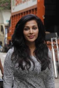 Flora Asha Saini @ Lakshmi Movie Music Video Shoot Photos