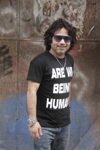 Bollywood singer Kailash Kher @ Lakshmi Movie Music Video Shoot Photos