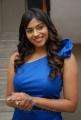 Actress Lakshmi Nair  in Blue Dress Hot Photos