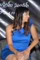 Actress Lakshmi Nair Hot Photos in Blue Dress