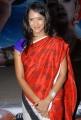 Lakshmi Manchu Latest Pics in Red Saree