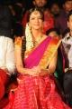 Manchu Lakshmi Prasanna looks Great in Silk Saree Stills