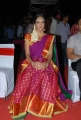 Manchu Lakshmi Prasanna looks Great in Silk Saree Photos