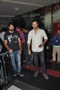 Naveen Chandra @ Lakshmi Raave Maa Intiki Premiere Show at Cinemax