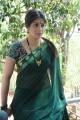 Laxmi Rai Saree Photos at Rani Ranamma Movie Launch
