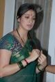 Lakshmi Rai Saree Photos at Rani Ranamma Movie Launch