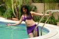 Adhinayakudu Lakshmi Rai Bikini Hot Pics