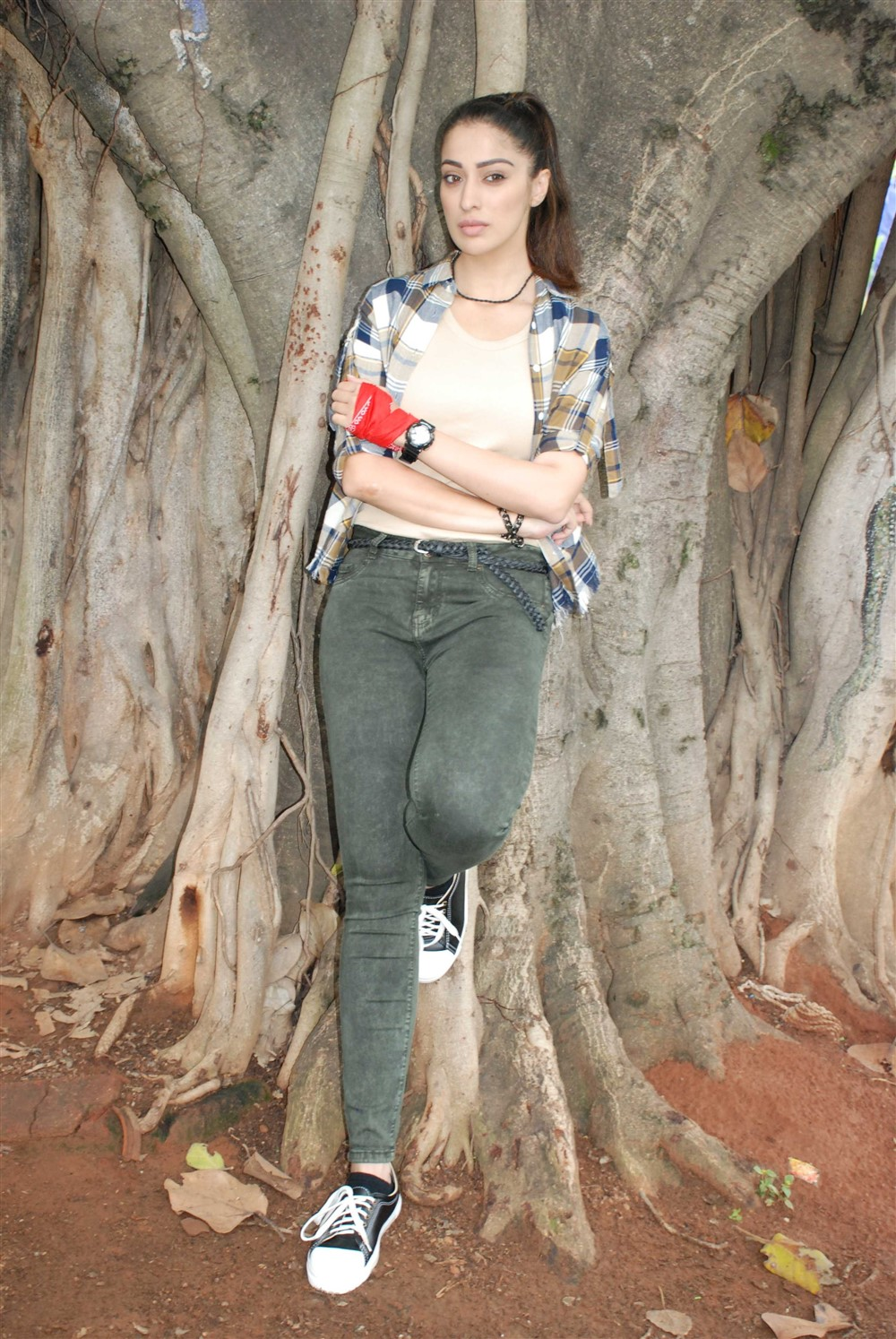 Tamil Actress Lakshmi Rai Latest Pics