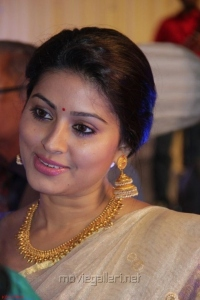 Sneha @ Lakshmi Ramakrishnan Daughter Wedding Reception Photos