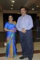 Sudha, YG Mahendran @ Lakshmi Ramakrishnan Daughter Wedding Reception Photos