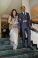 Lakshmi Ramakrishna's Daughter Sharadha & Ashwin Raghav Reception
