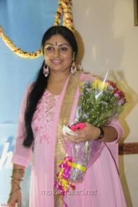 Lakshmi Ramakrishnan Daughter Wedding Reception Photos