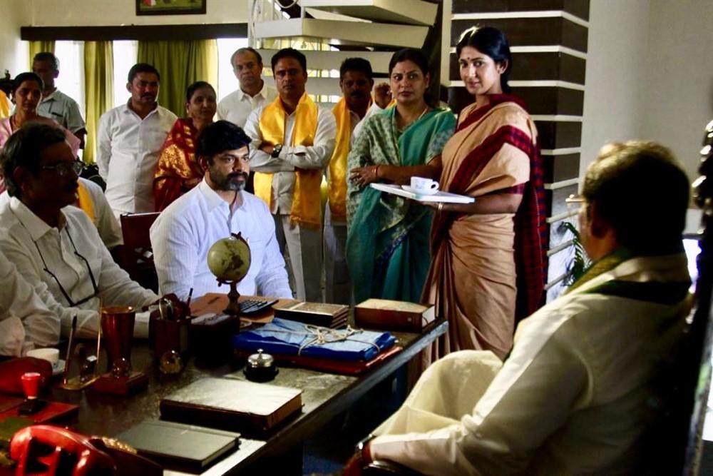 Lakshmi's NTR Movie Pics