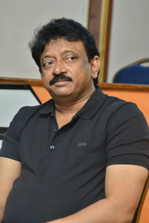 Lakshmi's NTR Movie Director Ram Gopal Varma Interview Pictures