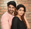 Sambit Acharya, Neha Ratnakaran @ LaliJo LaliJo First Look Launch Stills