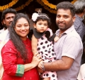 Lalitha Shobi Daughter Syamantakamani Ashvika 2nd Birthday Celebration Photos