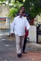 R. Nataraj, I.P.S Last Respects To M. Balamuralikrishna Photos