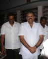 GK Vasan pay Last Respects To M. Balamuralikrishna Photos