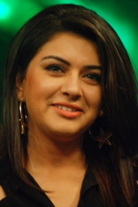 Actress Hansika Cute Smile Pictures