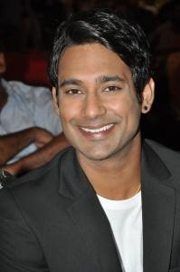 Actor Varun Sandesh @ Lava Kusa Movie Audio Launch Stills