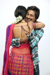 Richa Panai, Varun Sandesh in Lava Kusa Telugu Movie Stills