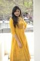 Telugu Actress Lavanya Anuvarna Photos in Yellow Churidar Dress