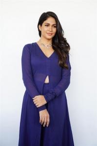 Actress Lavanya Tripathi Pics @ Chaavu Kaburu Challaga Song Launch
