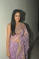 Lavanya Tripathi Hot Saree Stills at Cinema Mahila Awards