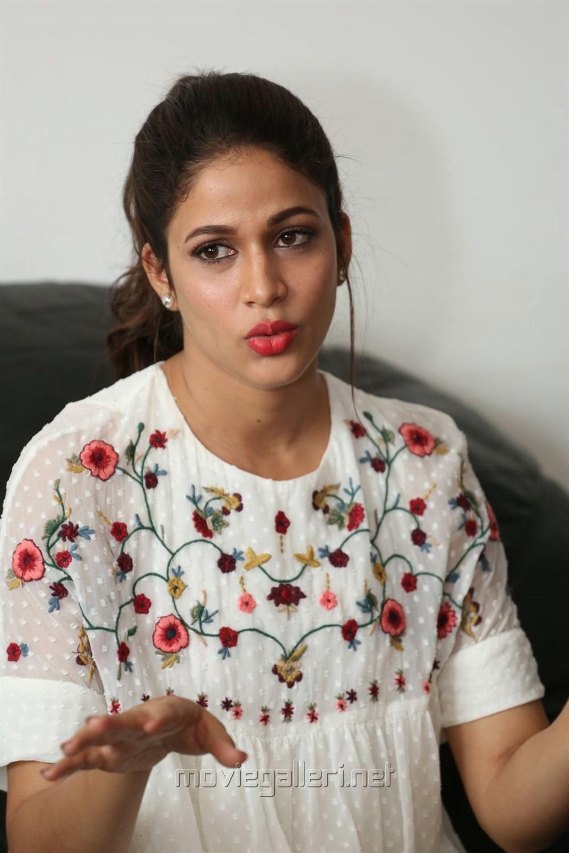 Mister Actress Lavanya Tripathi Interview Images