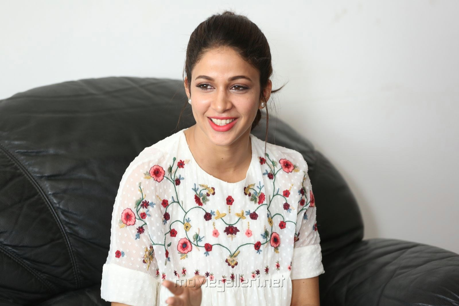 Actress Lavanya Tripathi Images at Mister Interview