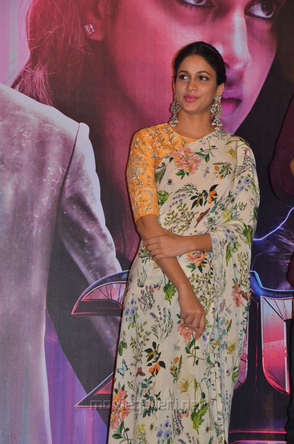 Actress Lavanya Tripathi Images @ Maayavan Audio Launch
