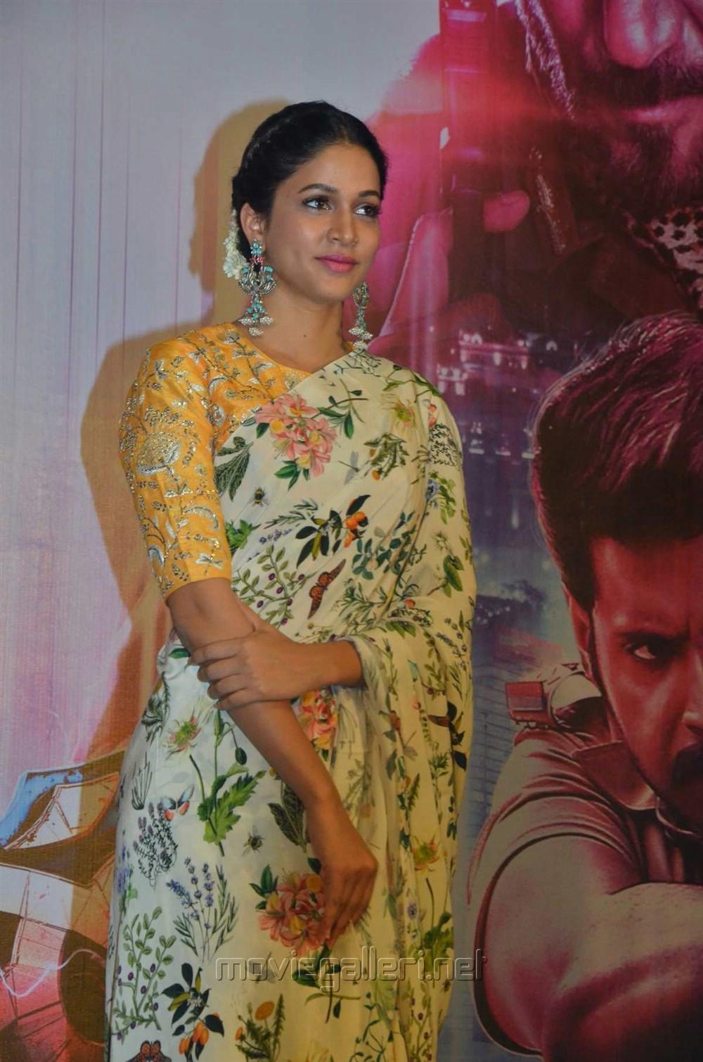 Actress Lavanya Tripathi Images @ Maayavan Audio Release