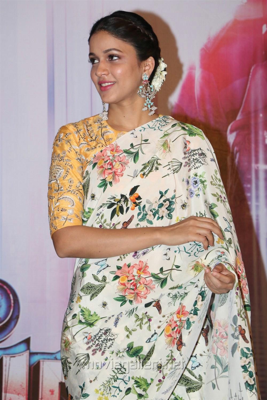 Actress Lavanya Tripathi Images @ Mayavan Audio Release