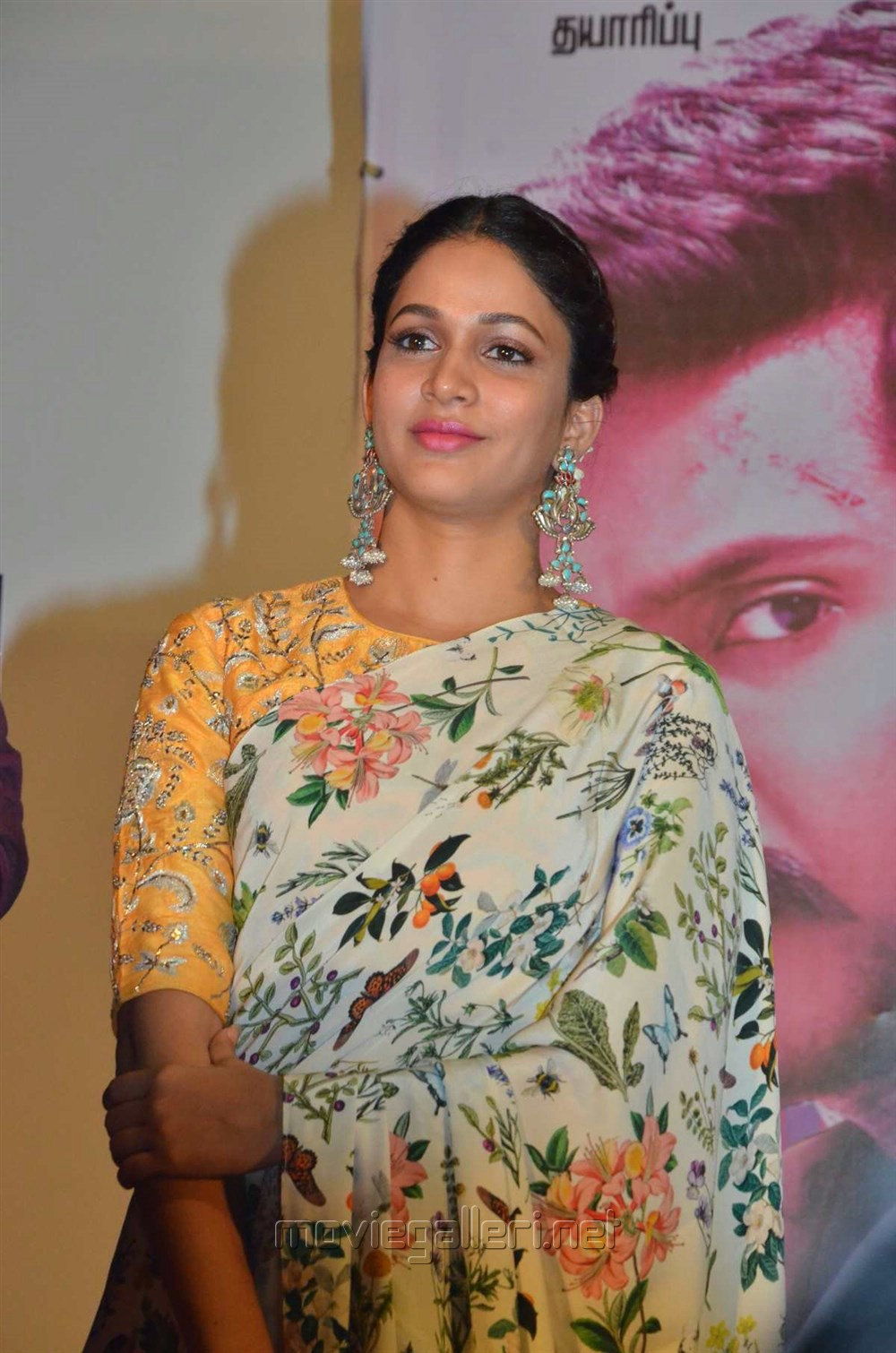 Actress Lavanya Tripathi Images @ Maayavan Audio Launch