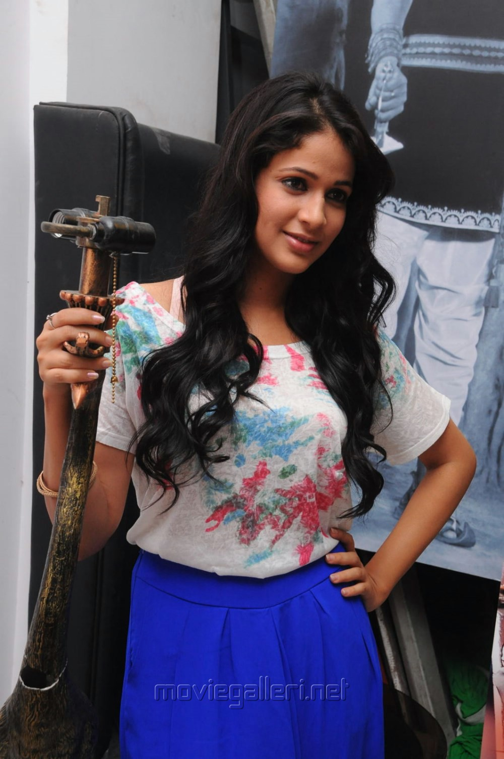 Actress Lavanya Tripathi Interview Photos about Doosukeltha Movie