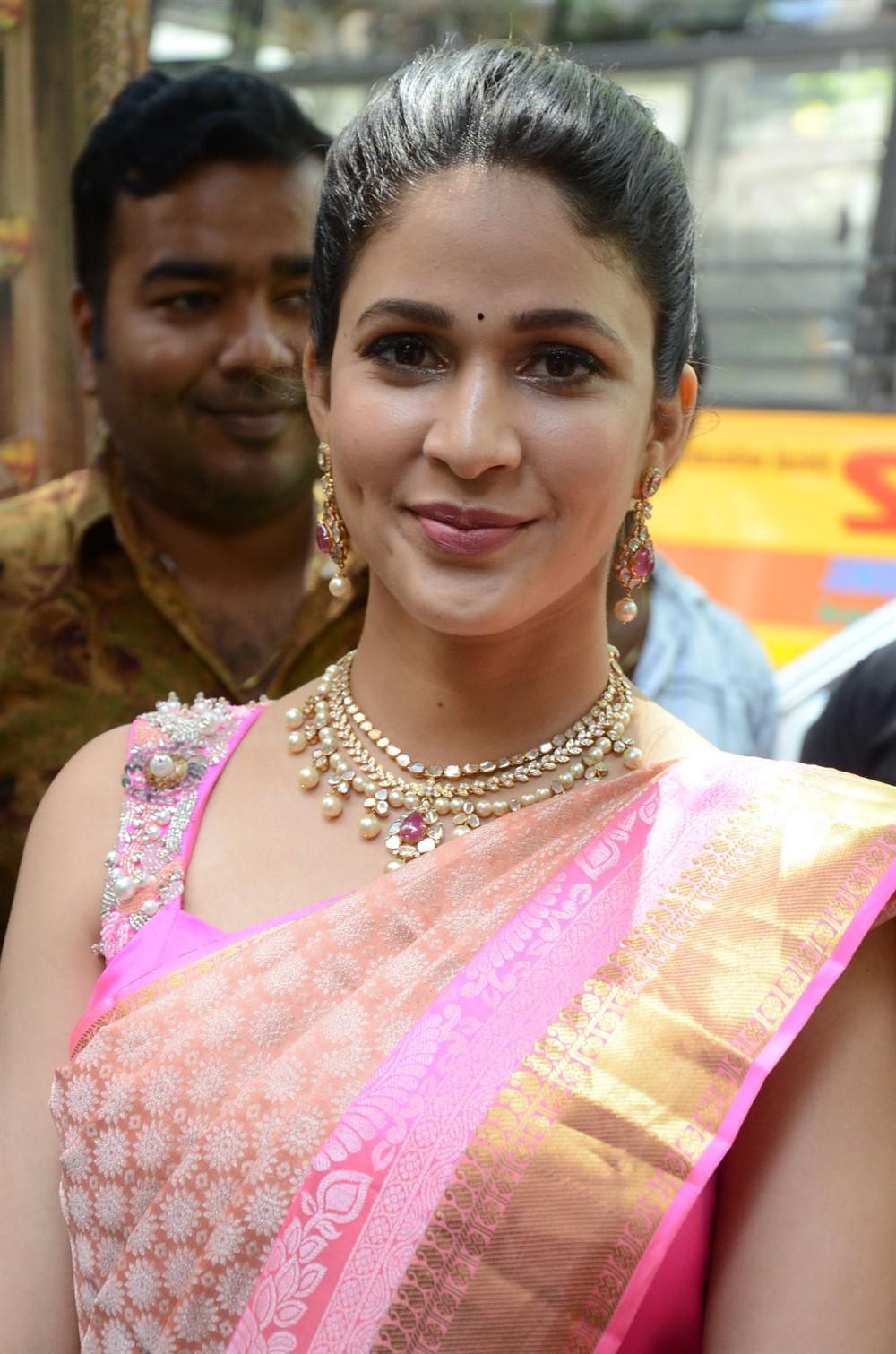 Actress Lavanya Tripathi launched Swaroopa Reddy Boutique @ Banjara Hills Photos