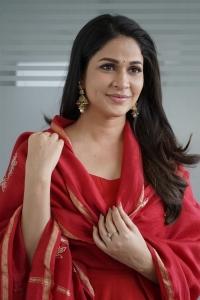 Actress Lavanya Tripathi Photos @ Chaavu Kaburu Challaga Movie Interview