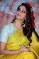 Telugu Actress Lavanya Tripathi in Yellow Saree Photos