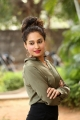 Actress Pooja Ramachandran New Pics in High Waisted Seamed Pencil Skirt