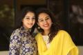 Mouryaani, Pooja Ramachandran @ LAW Movie Success Meet Stills