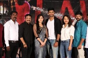 Law Telugu Movie Trailer Launch Stills