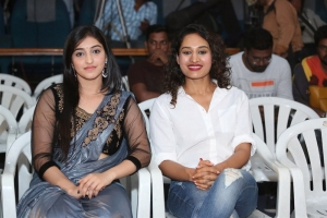 Mouryani, Pooja Ramachandran @ Law Movie Trailer Launch Stills