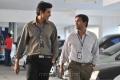 Actor Shiv Pandit, Santhanam in Leelai Movie Stills