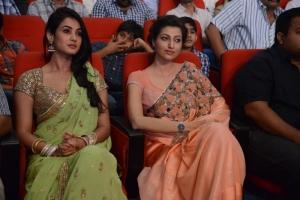 Sonal Chauhan, Hamsa Nandini @ Legend Movie Audio Release Function Stills