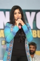 Actress Megha Akash @ LIE Movie Success Meet Photos