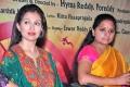 Kavitha, Gauthami @ Life Again Short Film Trailer Launch Stills