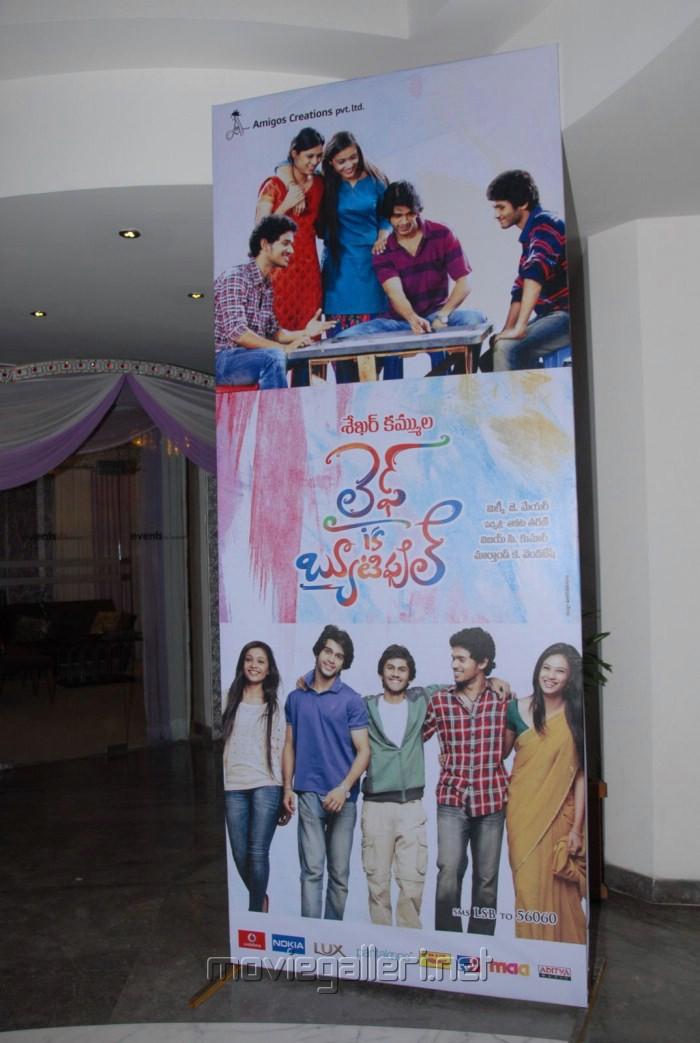 Life Is Beautiful Telugu Movie Audio Release Stills